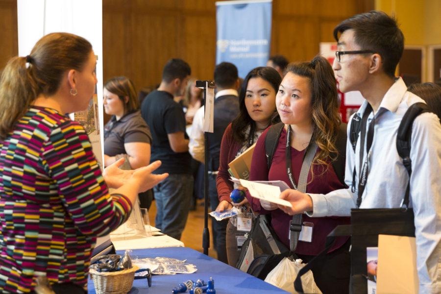 Career & Internship Fair – SuccessWorks – UW–Madison