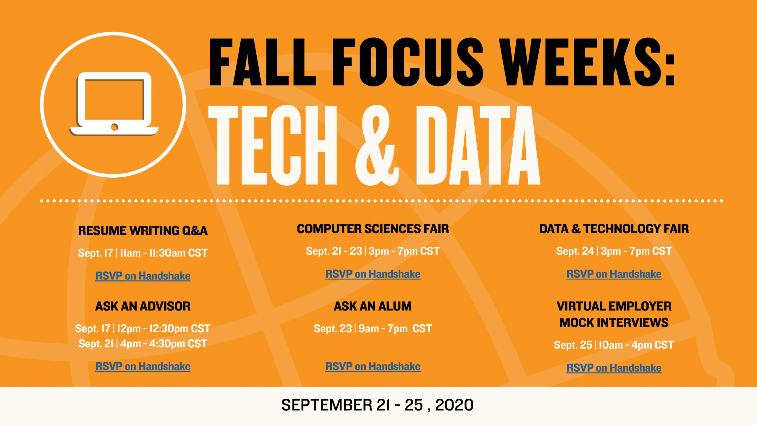 Tech & Data Week