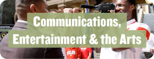 Communications, Entertainment & the Arts