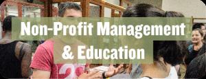 Non-Profit Management & Education